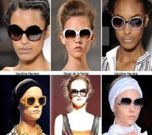 Как подобрать очки солнечные?